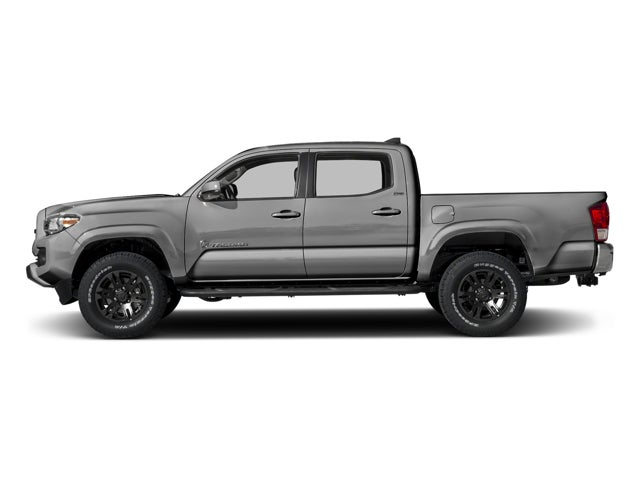 2016 Toyota Tacoma 4wd Double Cab V6 At Sr5 In Queensbury Ny D