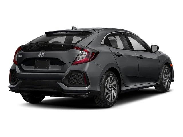 2018 Honda Civic Hatchback Lx Cvt In Queensbury Ny D Ella Of