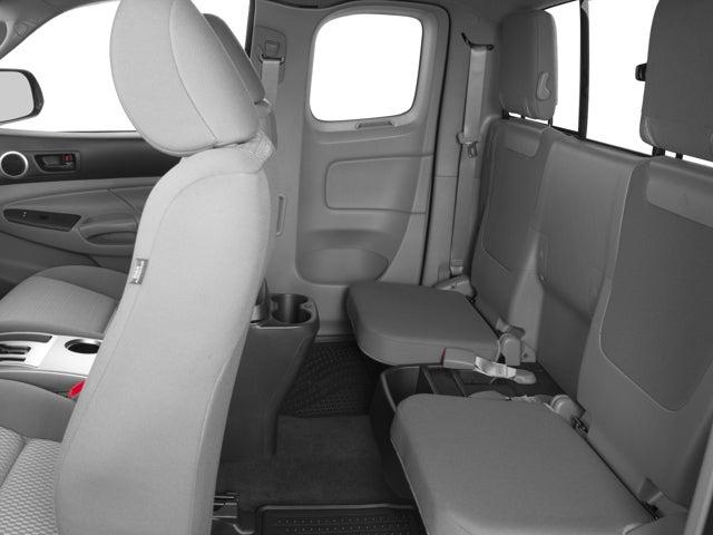 2015 toyota tacoma manual 4wd access cab