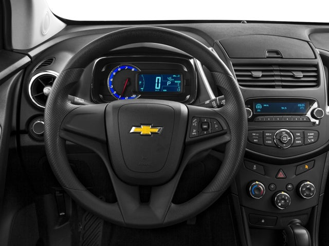 2016 Chevrolet Trax Awd 4dr Ls W 1ls In Queensbury Ny D