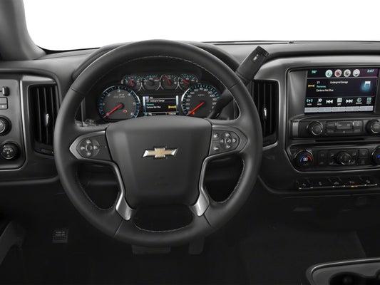 2016 Chevrolet Silverado 1500 4wd Double Cab 143 5 Lt W 2lt