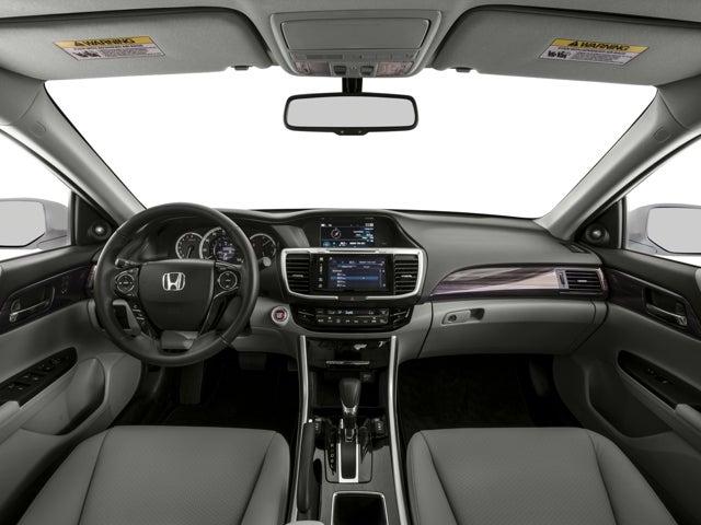 2016 Honda Accord Sedan 4dr I4 Cvt Ex L In Queensbury Ny D