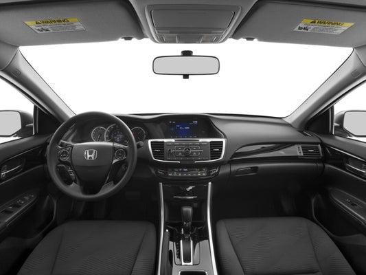 2016 Honda Accord Sedan 4dr I4 Cvt Lx In Queensbury Ny D Ella