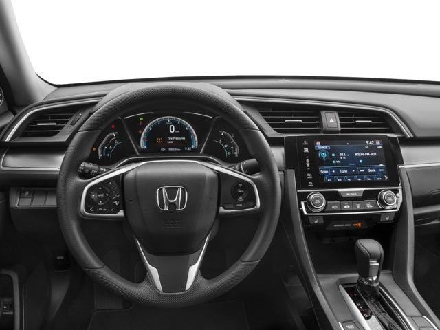2016 Honda Civic Sedan 4dr Cvt Ex T W Sensing In Queensbury