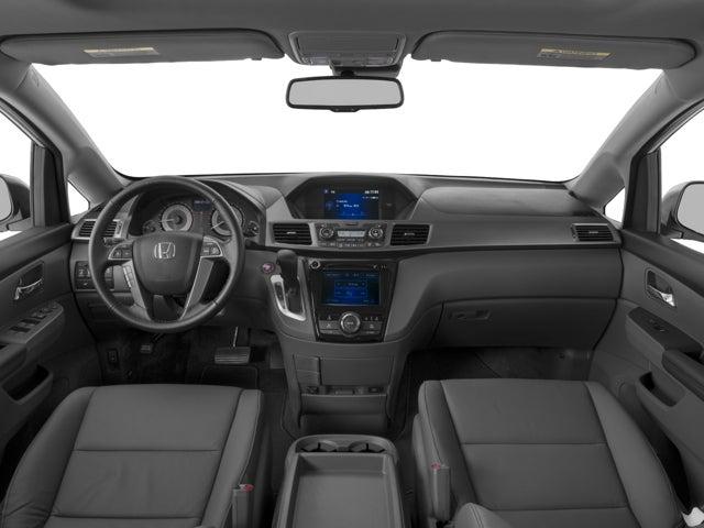 2016 Honda Odyssey 5dr Ex L W Res In Queensbury Ny D