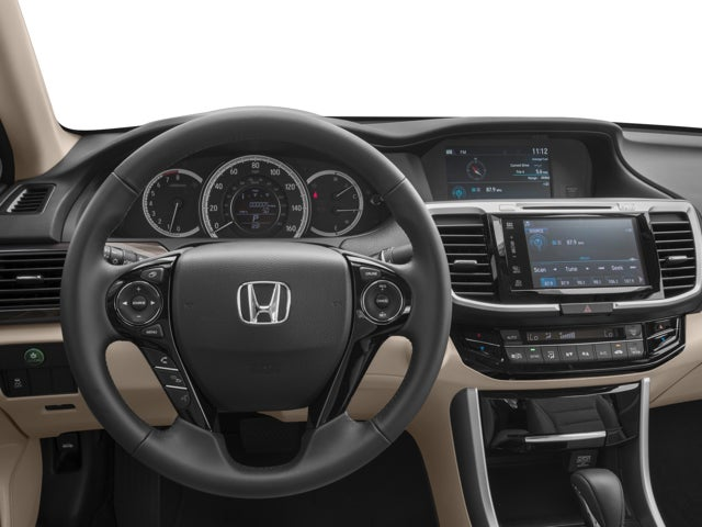 2017 Honda Accord Sedan Ex L Cvt In Queensbury Ny D Ella