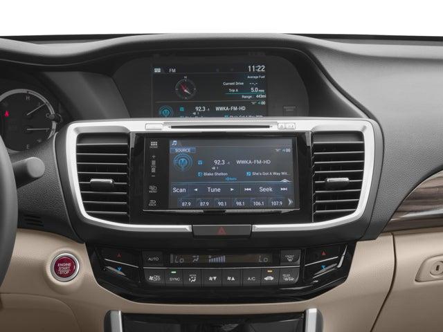 2017 Honda Accord Sedan Ex L Cvt In Queensbury Ny D Ella