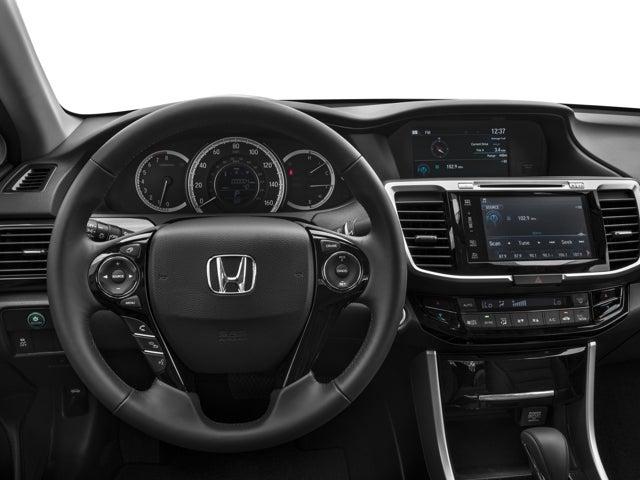 2017 Honda Accord Sedan Ex L V6 Auto In Queensbury Ny D