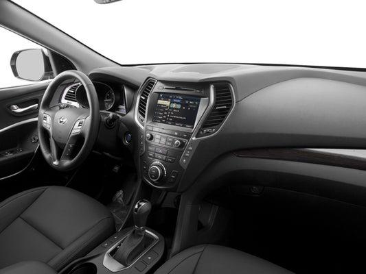 Honda Santa Fe >> 2017 Hyundai Santa Fe Limited 3 3l Auto Awd
