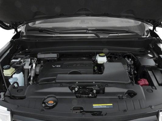 2017 Nissan Pathfinder 4x4 SL