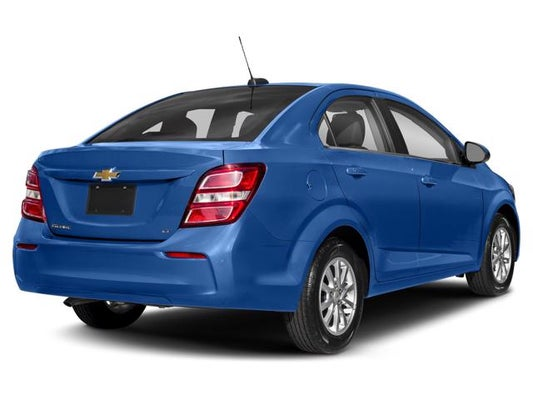 2018 Chevrolet Sonic 4dr Sdn Auto Premier