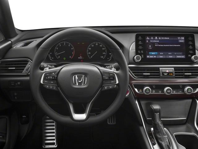 2018 Honda Accord Sedan Sport 2 0t Auto In Queensbury Ny D Ella