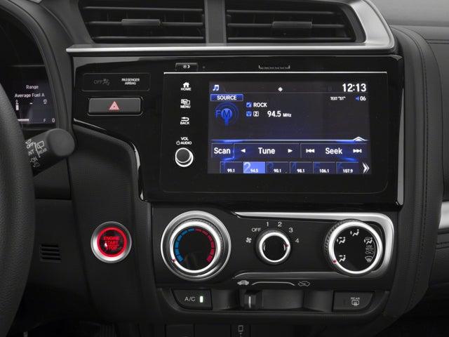 2018 Honda Fit Ex Cvt Queensbury Ny Saratoga Springs Glens Falls  Rhdellahonda: Honda Fit Radio