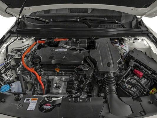2018 Honda Accord Hybrid Ex L Sedan In Queensbury Ny D Ella
