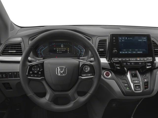 2018 Honda Odyssey Ex L Auto In Queensbury Ny D Ella