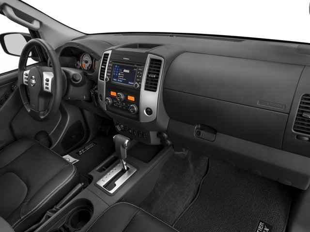 2018 Nissan Frontier Crew Cab 4x4 Pro 4x Auto In Queensbury Ny D