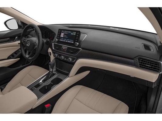 Honda Accord Sedan >> 2019 Honda Accord Sedan Ex L 2 0t Auto