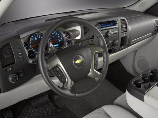 2009 Chevrolet Silverado 1500 4wd Reg Cab 119 0