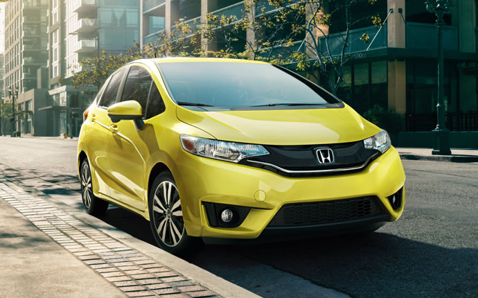 AUTOMOBILE Has Named The 2015 Honda Fit To Their Annual All Star List Making This 20th Time That A Model Made Since First